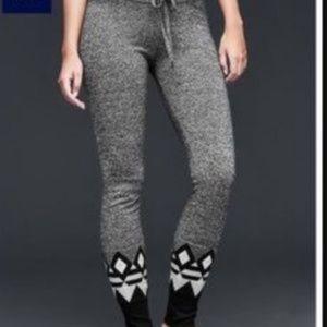 Gap Body Size Medium Gray Knit Sweater Legging